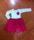 Váy thu đông cho bé đồng giá 135k