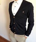 Áo cardigan, áo thun body, áo len body sành điệu thu đông 2014 2015
