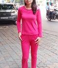 Đại lý phân phối bộ đồ nữ mặc nhà nữ CANDY tại Hà Nội mẫu mời mùa Thu Đông, chất liệu Cotton, thời trang Made in Việt na