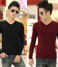 Áo len nam cổ tim thời trang Hàn Quốc AL 012