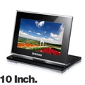 Khung ảnh kỹ thuật số Samsung 1000P LP10PSMSB/ZA 10 16:9 Picture fr 097 me Black