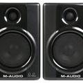 M Audio Studiophile AV 40 Powered Speakers Previous Version ,hàng chính hãng ship trực tiếp tại Mỹ