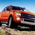 Ford Ranger 2014 Hoàn toàn mới, phong cách mới
