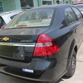 Bán xe Chevrolet Aveo giá khuyến mại tháng 09 năm 2013