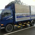 Bán ngay xe tải thùng Hyundai 3,5T HD72, màu trắng, sản xuất 2012, chính chủ
