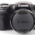 Canon SX500 IS Máy ảnh siêu zoom