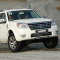 Ty ĐẠI LÝ bán xe ford everest, giá xe ford everest, giá xe everest ford số sàn, oto ford everest số tự động, 2013