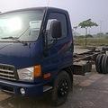 Chuyên xe tải Hyundai các loại 1 tấn 19 tấn cũ và mới. Thùng Đông lạnh, Thùng kín, Thùng Lửng