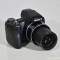 Bán máy ảnh siêu zoom Sony Cyber shot DSC HX1, full HD, zoom 20x,...