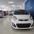 Bán Kia Morning 2012 nhập khẩu Màu trắng Full Options, Kia Morning 2013 Màu trắng Full Options trả góp ngân hàng