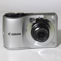 Bán máy ảnh Canon PowerShot A1200 12mp giá chỉ 800k