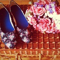 Shoes Collection : Amidst The Flowers