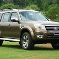 Ford Everest khuyến mãi lớn T3/2014