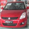 Xe Suzuki Swift 2014.