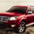 Xe Ford Everest TDCi 2.5L 2014
