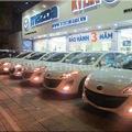 MUA XE MAZDA TẶNG 20 TRIỆU KYLIN 127 Nguyễn Văn Cừ : giao ngay xe MAZDA 3 hatchback model 2014 mới 100%