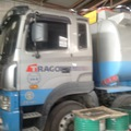 Bán xe bồn chở xăng dầu Hyundai Trago 5 chân, đời 2008