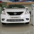 Nissan Sunny 2014 Khuyến mãi lớn từ 20/07 đến 10/08 tại Nissan Giải Phóng