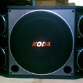 Dàn Karaoke cao cấp KODA BASS 30 cỡ lớn 4 trung, 4 STREP