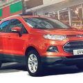 Ford EcoSport SUV thành thị đầu tiên tại VN