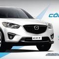 Mazda Hải Phòng: Mazda CX5, Mazda CX9, Mazda 6, Mazda 3, Mazda 2, Mazda BT50