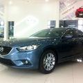 Mazda 6 đẳng cấp doanh nhân, khuyến mại tốt tháng 8