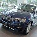 BMW X4 hoàn toàn mới