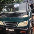 Bán 1 xe ben cũ Thaco Trường Hải 6 tấn 1 cầu đời 2008 xe cực chất giá 175 triệu đồng.