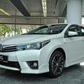 Toyota Corolla Altis 2014 mới ra mắt, số lượng có hạn