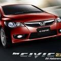 HonDa Civic Màu Đỏ số sàn đầy đủ options giao ngay
