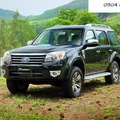Đại lý bán xe Ford Everest,Fiesta, Focus, Transit, Escape...giá tốt nhất Miền Bắc