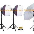 Minh Đức Bộ thiết bị phòng chụp Studio Kit F200 1