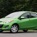 Mazda2 full option 2011 chiêc xe khuân mặt cười