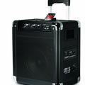 Loa cho iPod ION Audio IPA16 BLOCK ROCKER AM/FM Portable Speaker System for iPod, hàng nhập khẩu trực tiếp tại Mỹ ,