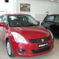 Suzuki New Swift nhập khẩu nguyên chiếc từ Nhật Bản,đại lý bán xe Suzuki Swift duy nhất tại hà nội
