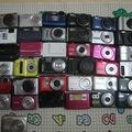 Máy ảnh KTS Hàng Tuyển chọn chất lượng cao nhiều loại máy : Canon, Sony, Samsung...ban fa gia thi truong