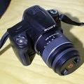 Bán máy ống kính rời Sony Alpha 290 len 18 55mm SAM