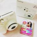 Bán máy ảnh chụp lấy ngay Fujifilm Instax Mini 7S White Full Box