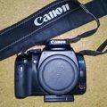 Bán máy ảnh DLSR Canon Kiss X ống fix 50mm f 1.8