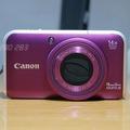 Bán máy ảnh siêu zoom kiểu dáng nhỏ gọn Canon Sx210is, 14mp, 14x zoom,... Giá đẹp