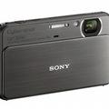 Thanh lý máy ảnh Sony Cyber shot DSC T99 14.1mp màu đen còn mới