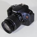 Cần bán Canon Rebel T3i / EOS 600D, len 18 55mm IS II