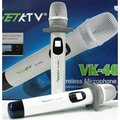 Micro karaoke wireless siêu hot Viet KTV VK 406