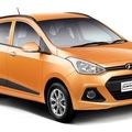 Giá hyundai Grand i10, bán grand i10 màu trắng, bạc, cam đỏ tại Hyundai Hải Phòng.Hỗ trợ trả góp