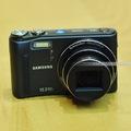 Bán máy ảnh Samsung WB550 chụp rất đẹp so với giá tiền.