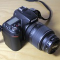 Bán bộ Nikon D90 và một số ống kinh: 18 200 VR, 17 50mm VC, 40mm 2.8,...