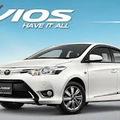 Toyota Hải Dương bán TOYOTA VIOS 2014 mới 100%, bảo hành 3 năm chính hãng.