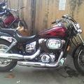 Honda Shadow Spirit 750cc