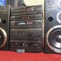 Dàn đại Panasonic D50 hình thức đẹp, chất âm tốt