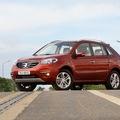 Thông số kỹ thuật giá bán xe oto renault sung koleos QM5, SM3,SM5 nhập khẩu nguyên chiếc lô 600xe vừa về đủ màu giá rẻ
